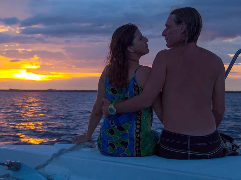 Paso Doble Sunset Sailing Charters
